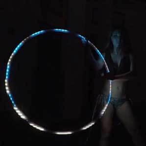 LED Hoop Dancers