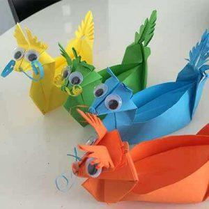Dragon Boat Origami Workshop