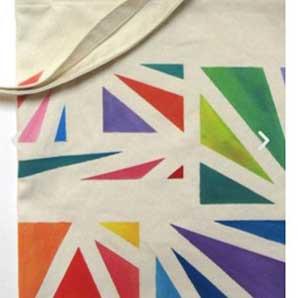 Tote Bag Painting - Virtual Workshop