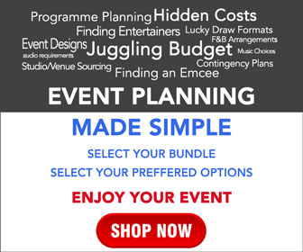 event planners - event organizers - event services singapore