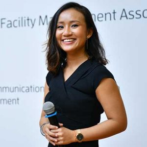 Cayenne Chin - Event Host - Emcee -Event Services Singapore