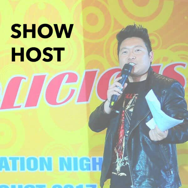 Event Host - Emcee Singapore - Dinner and Dance - Event Services Singapore